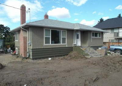 home exterior renovation painting kamloops